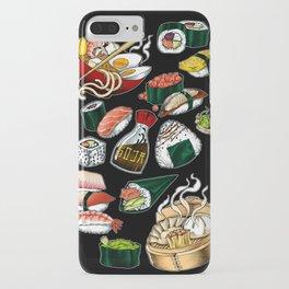 Sushi Black iPhone Case