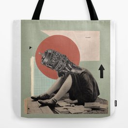A Plan of Action Tote Bag