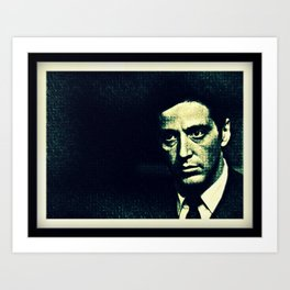 You Broke My Heart, Fredo Art Print