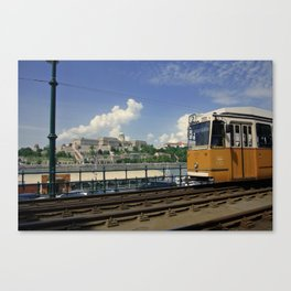2 is my lucky number Canvas Print