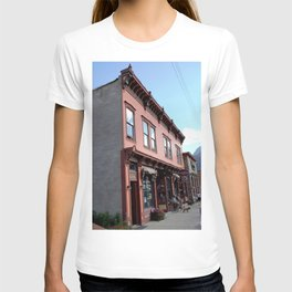"On Greene Street - The ""Main Drag"" of Silverton, No. 1 of 3 T-shirt"