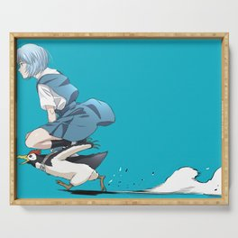 Rei Ayanami Serving Tray