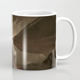 One Who Knows No Mercy Coffee Mug