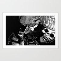 AMOR ETERNO... Art Print