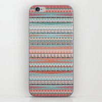 boho iPhone & iPod Skins featuring BOHO by Nika