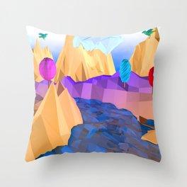 Nile Throw Pillow