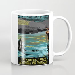 National Parks 2050: Everglades Coffee Mug