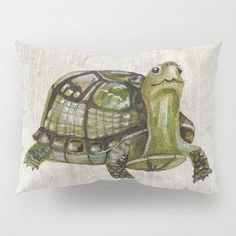 Little Turtle, Forest Animals, Woodland Decor, Woodland Art, Pillow Sham