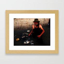 Italian Artist Framed Art Print
