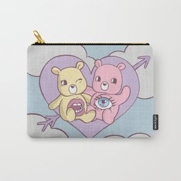 Teddy friends Carry-All Pouch