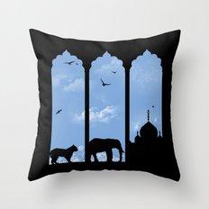 Windows Throw Pillow