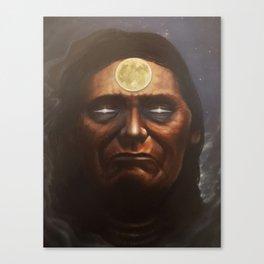 The Vision Canvas Print