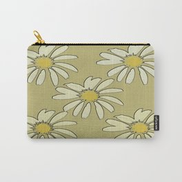 All About Daisies Carry-All Pouch
