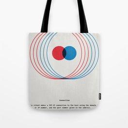 theweb03.png Tote Bag