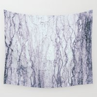 grunge Wall Tapestries featuring Grunge Wall by Patterns and Textures