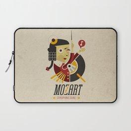 Mozart - Stereophonic Sound   Laptop Sleeve