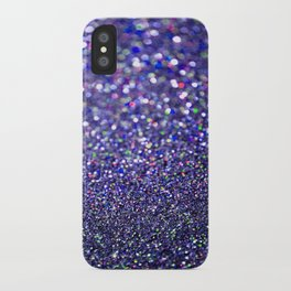 Partytime in Purple iPhone Case