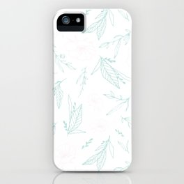 Free Vibes iPhone Case