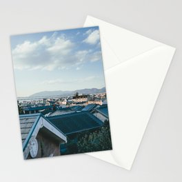 Kyoto Rooftops II Stationery Cards