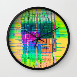 FX IN P5 Wall Clock
