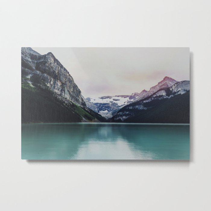 Lake Louise Metal Print