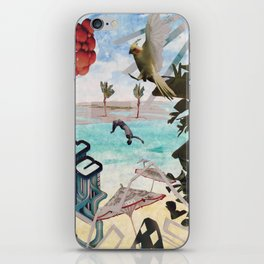 Surrealist Summer iPhone Skin