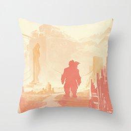 Dragon Age: Varric Throw Pillow