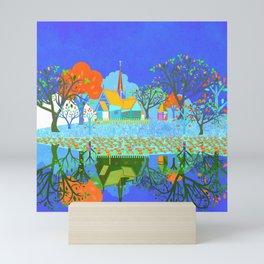 Norway 15 Mini Art Print