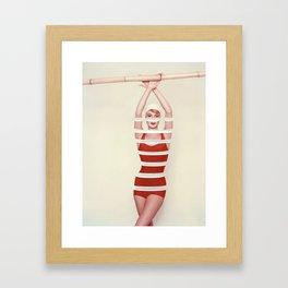 Sliced (2011) Framed Art Print