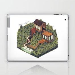 Squared Landscape III Laptop & iPad Skin