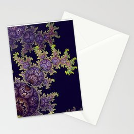 Dragon spirals with Orbs Stationery Cards