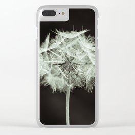 Gone to Seed Clear iPhone Case