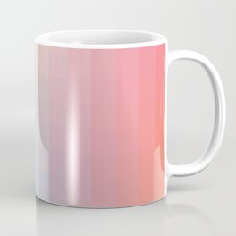 Lumen, Pink and Teal Coffee Mug