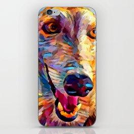 Greyhound iPhone Skin