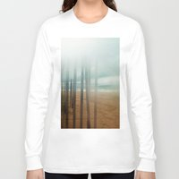 wander Long Sleeve T-shirts featuring Wander by Bella Blue Photography