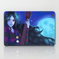 marceline iPad Cases featuring Marceline, the vampire queen by Nillusart