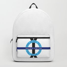 YES YES Means – ROUND Backpack