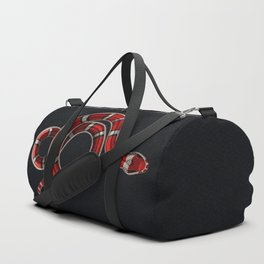 Infinity Coral Snake Duffle Bag
