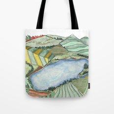 Landscape Print 2 Tote Bag