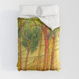 Forest #15 Comforters
