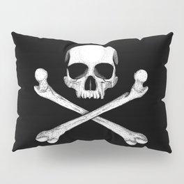 Jolly Roger - Pirate Hatching Pillow Sham