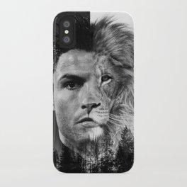 Cristiano Ronaldo Beast Mode iPhone Case