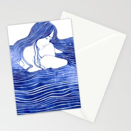 Nereid XXI Stationery Cards