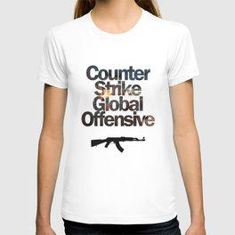 Counter Strike - Global Offensive  T-shirt