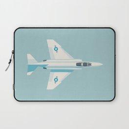 F4 Phantom Jet Fighter Aircraft - Sky Laptop Sleeve