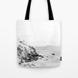 Coastal / Modern Contemporary Tote Bag