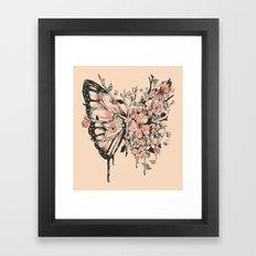 Metamorphora Framed Art Print