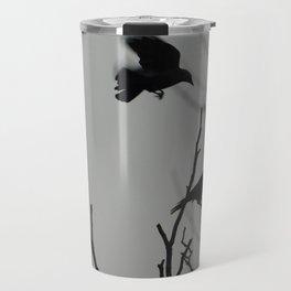 Crows Travel Mug