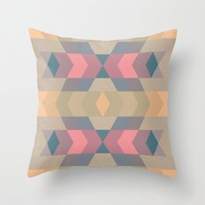 Navajo 2 Throw Pillow