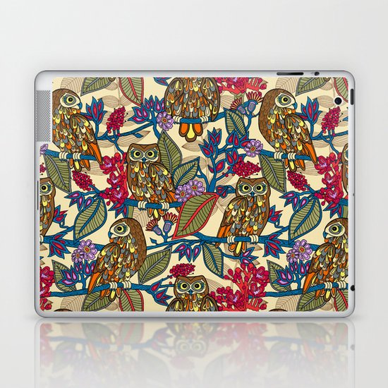 My boobooks owls.  Laptop & iPad Skin